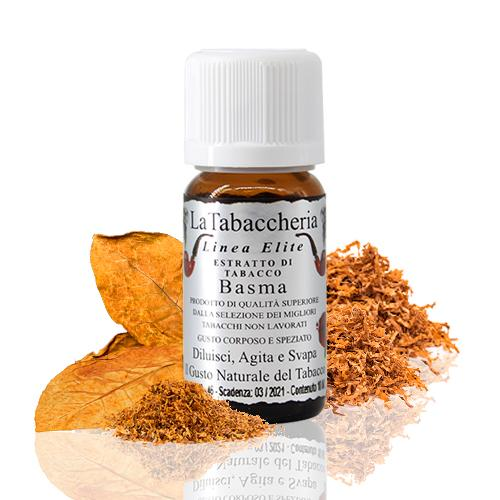 10 ml La Tabaccheria Elite - Basma