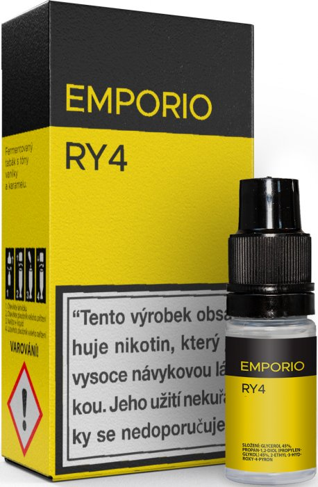 10 ml Emporio - RY4 12 mg/ml