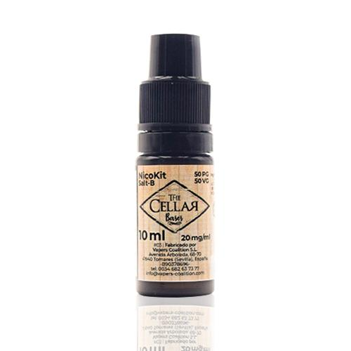 10 ml The Cellar NicSalt 50P/50VG 20 mg/ml