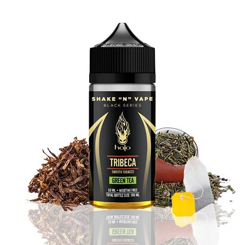 50 ml Halo Black Series Tribeca Green Tea (Shake & Vape)