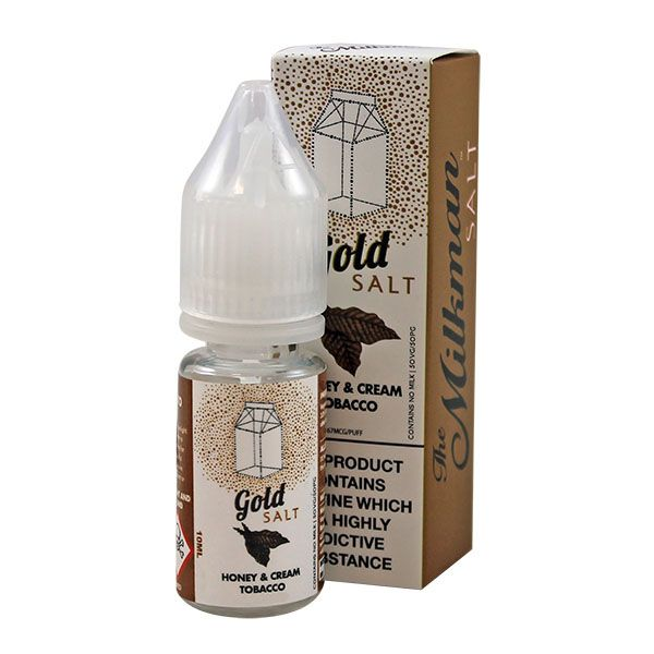 10 ml The Milkman Salt - Gold 10 mg/ml