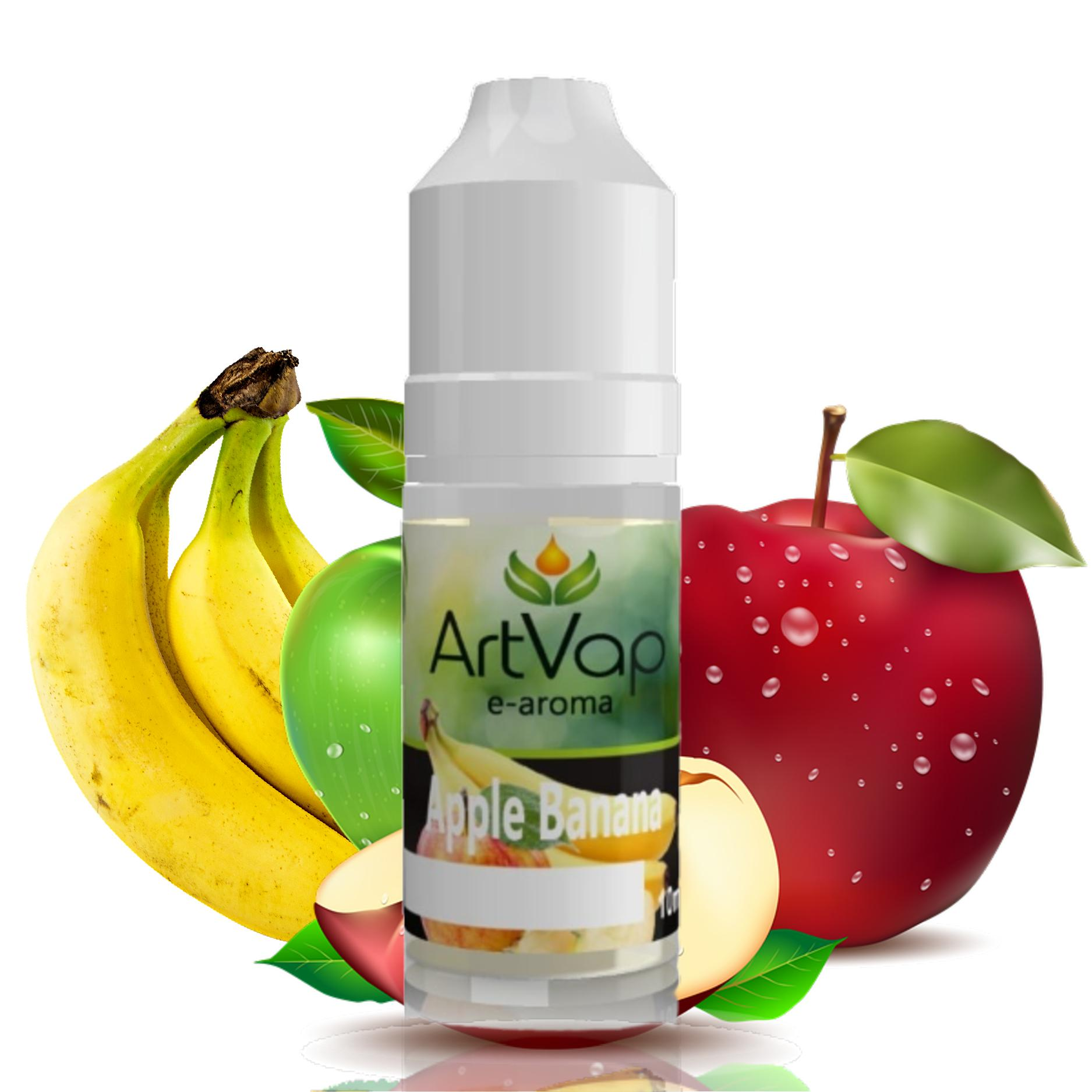 10 ml ArtVap - Apple Banana