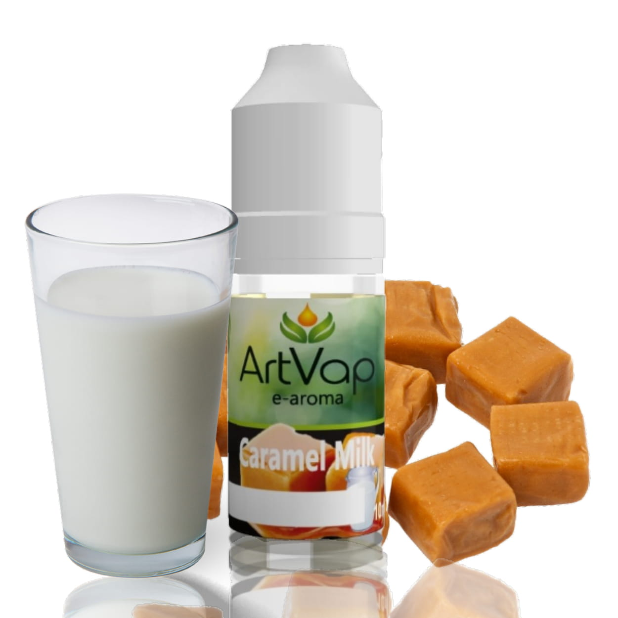 10 ml ArtVap - Caramel Milk