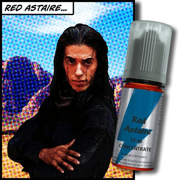 10 ml T-Juice Red Astaire