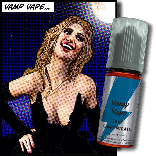 10 ml T-Juice Vamp Vape