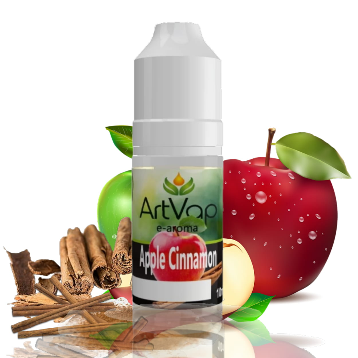 10 ml ArtVap - Apple Cinnamon
