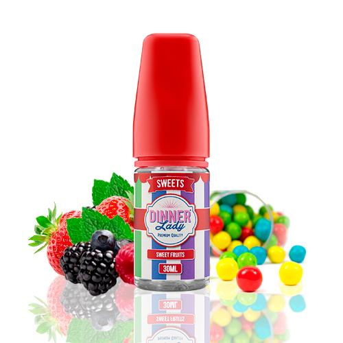 30 ml Dinner Lady - Sweet Fruits