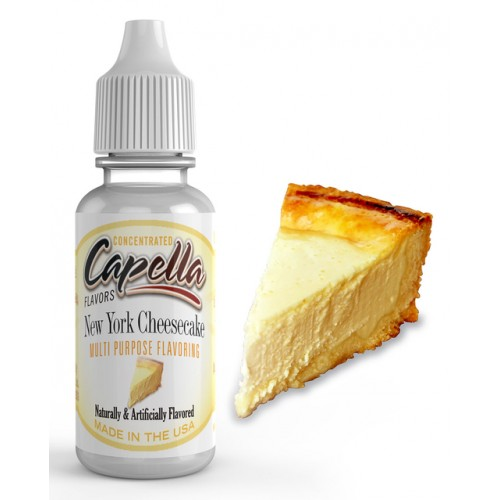 13 ml Capella New York Cheesecake