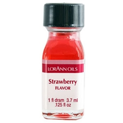 3,7 ml Lorann Strawberry