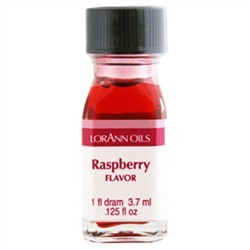 3,7 ml Lorann Raspberry