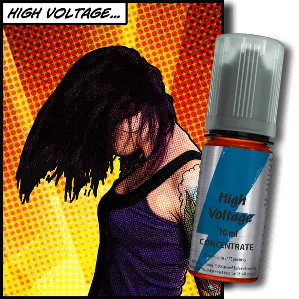 10 ml T-Juice High Voltage