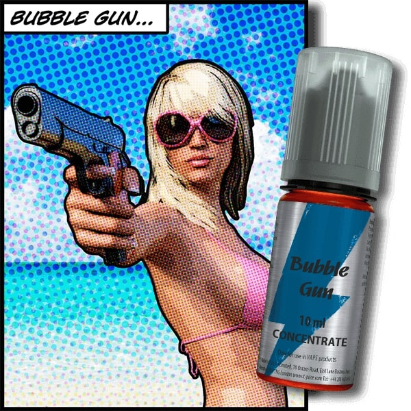 10 ml T-Juice Bubble Gun