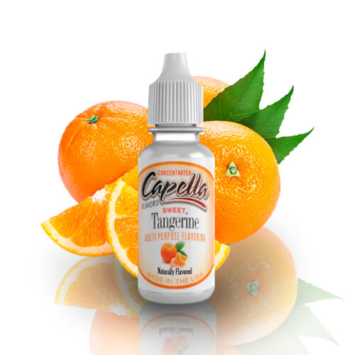 13 ml Capella Sweet Tangerine