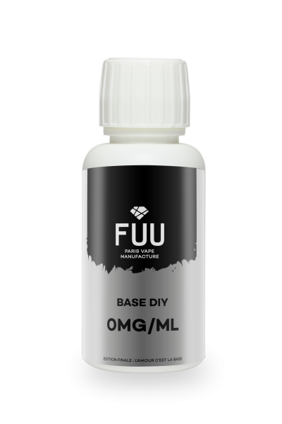 125 ml The Fuu 20PG/80VG 0 mg/ml