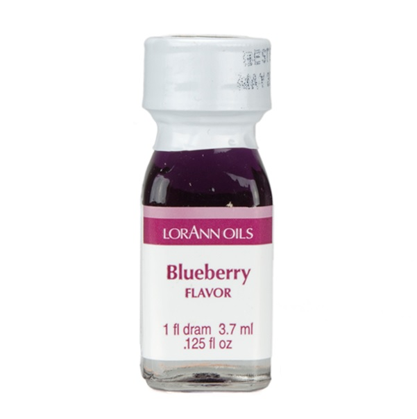 3,7 ml Lorann Blueberry