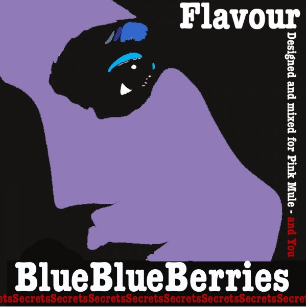 1,5 ml Secrets Flavour BlueBlueBerries