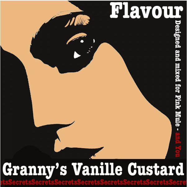 1,5 ml SF Grannys Vanille Custard