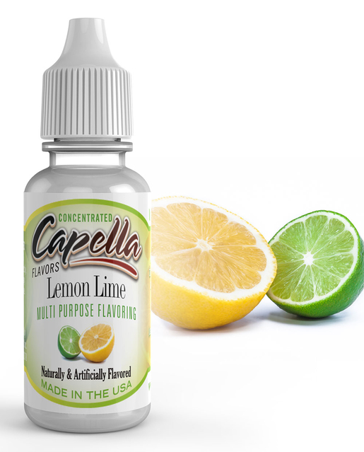13 ml Capella Lemon Lime