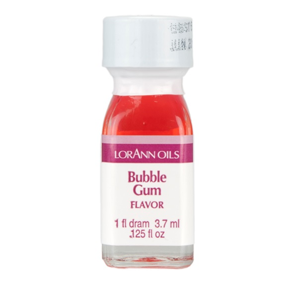 3,7 ml Lorann Bubble Gum