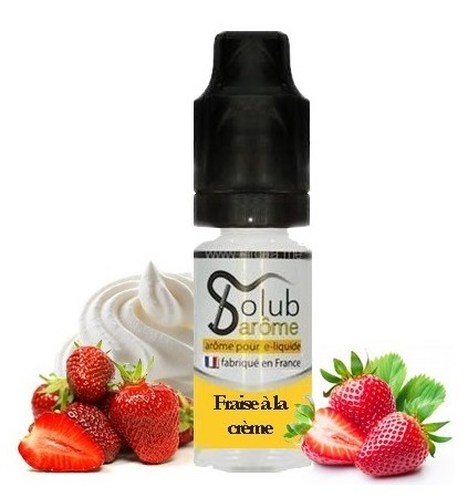 1,5 ml SA Strawberry Cream
