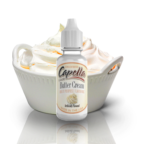 13 ml Capella Butter Cream