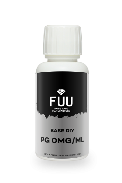 125 ml The Fuu PG 0 mg/ml