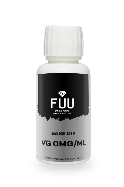 125 ml The Fuu VG 0 mg/ml