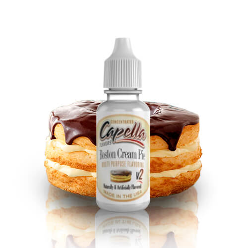 13 ml Capella Boston Cream Pie V2