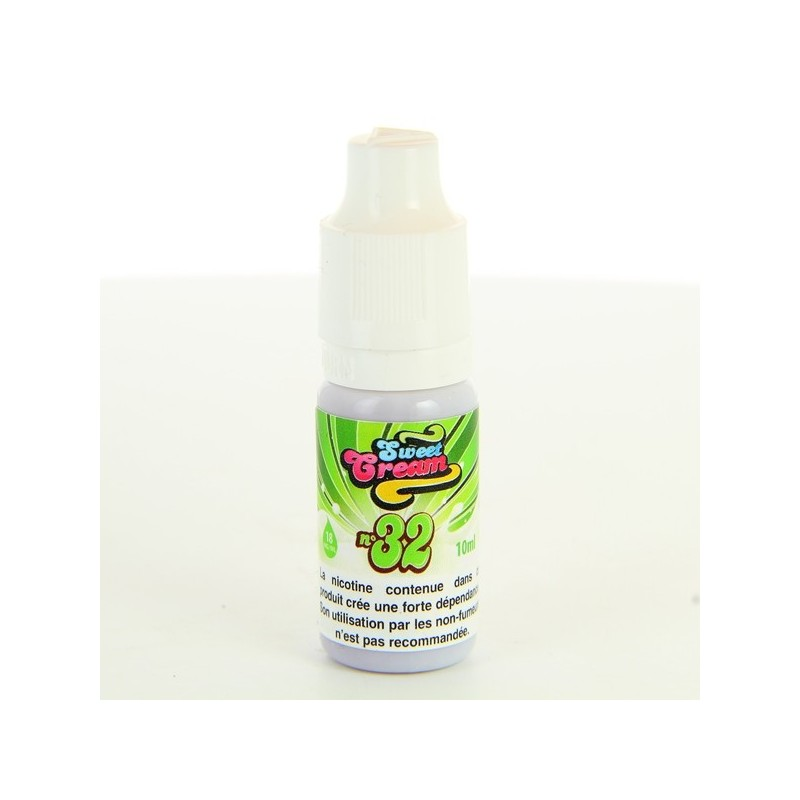 10 ml  ELIQUID FRANCE N°32 3 mg/ml