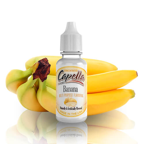 13 ml Capella Banana