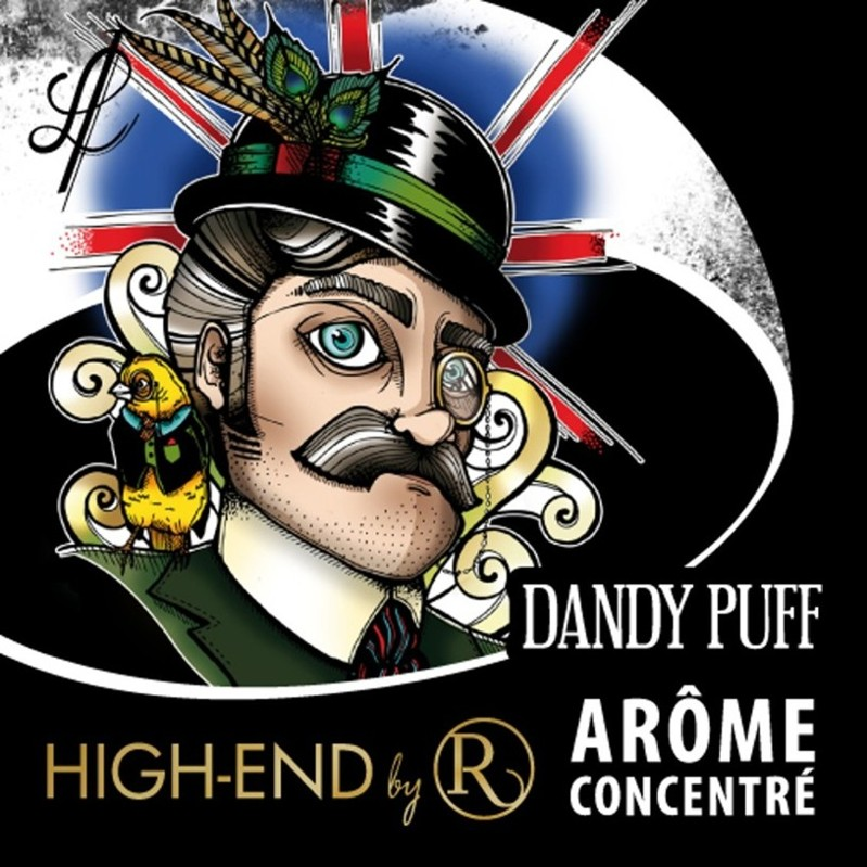 10 ml Revolute Dandy Puff