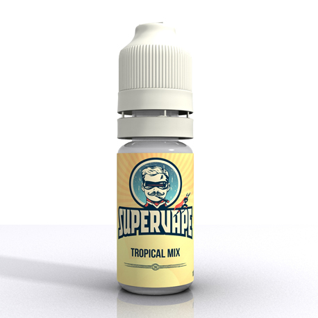 10 ml Supervape Tropical Mix
