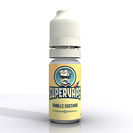 10 ml Supervape Vanilla Custard