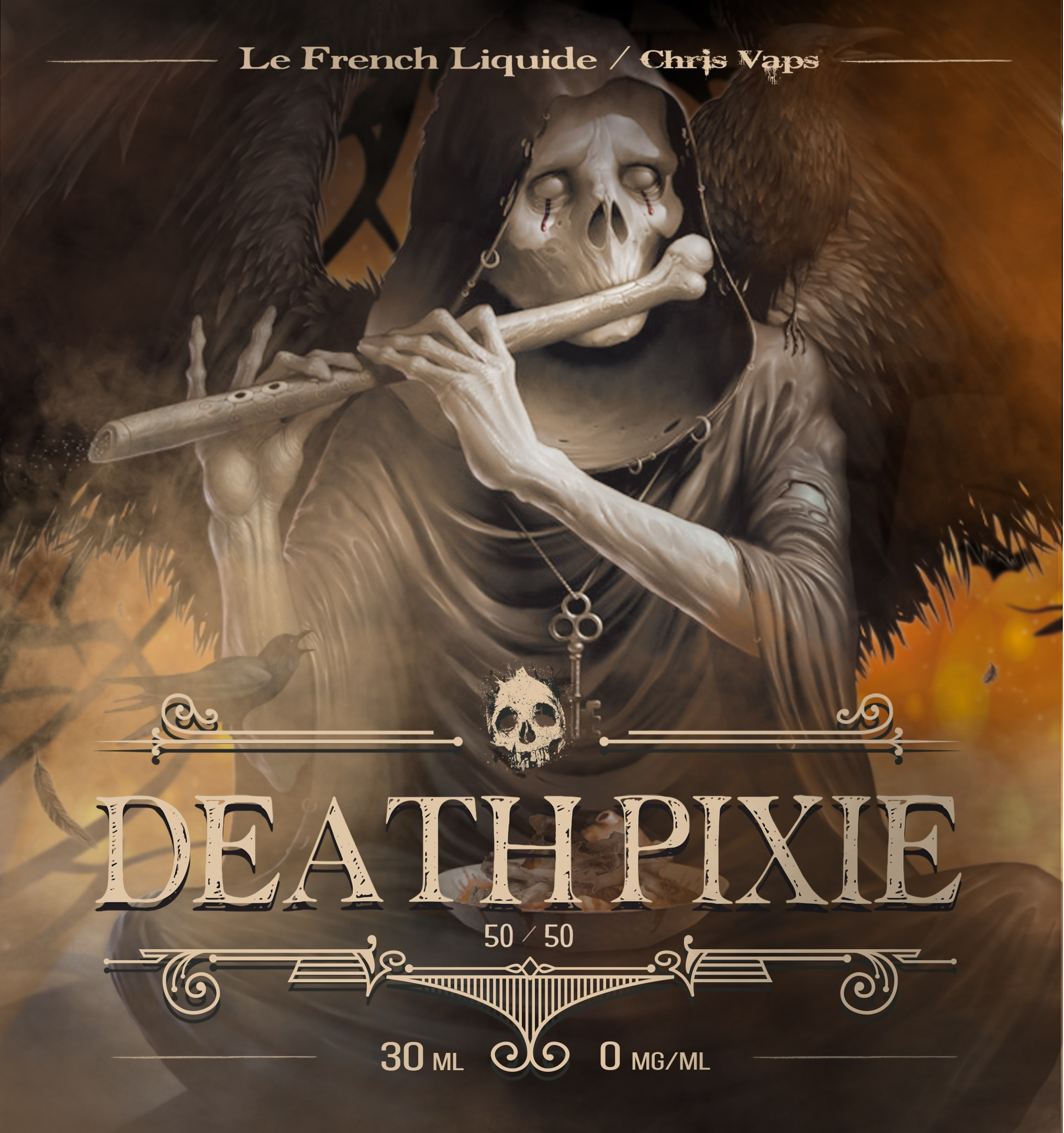 10 ml Le French Liquide Death Pixie 3 mg/ml