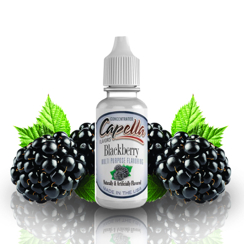 13 ml Capella Blackberry