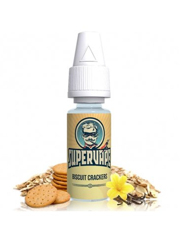 10 ml Supervape Biscuit Crackers