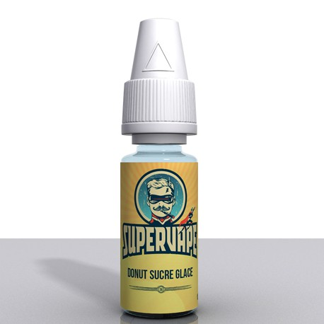 10 ml Supervape Donut sucre glace