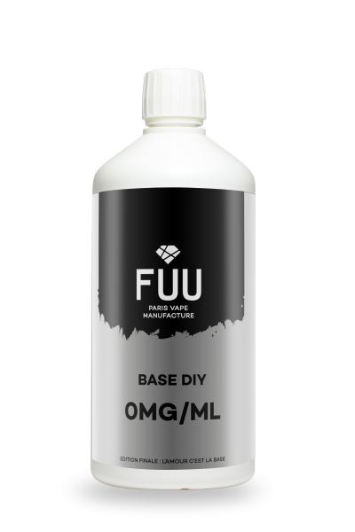 1000 ml The Fuu 60PG/40VG 0 mg/ml
