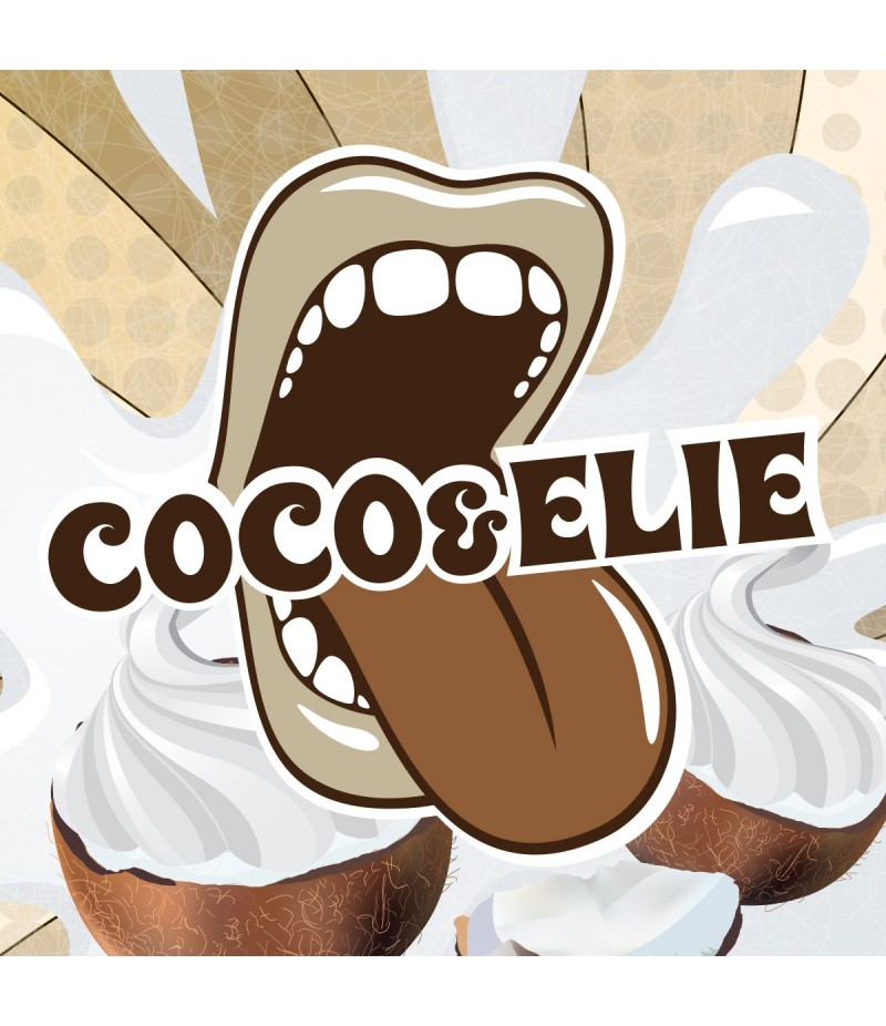 10 ml Big Mouth Coco and Elie