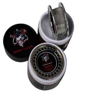 Demon Killer Alien Wire Kanthal A1 (0,3x0,8+32GA) - cívka 4,5m + vata