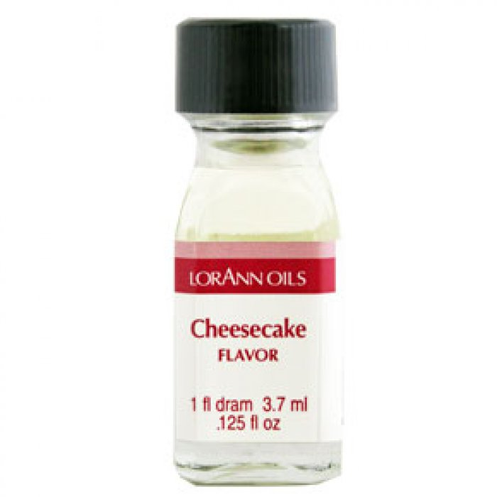 3,7 ml Lorann Cheesecake