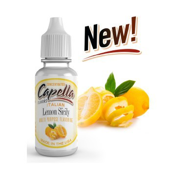 13 ml Capella Italian Lemon Sicily