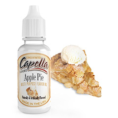 13 ml Capella Apple Pie