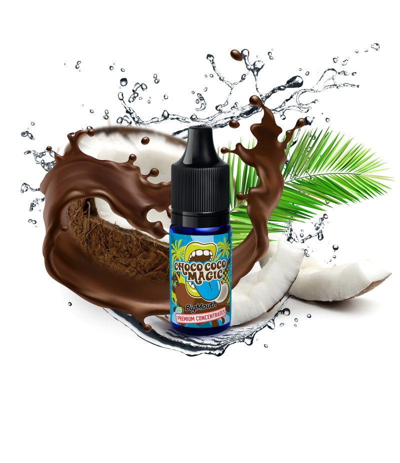 10 ml Big Mouth Choco Coco Magic (Bounty)