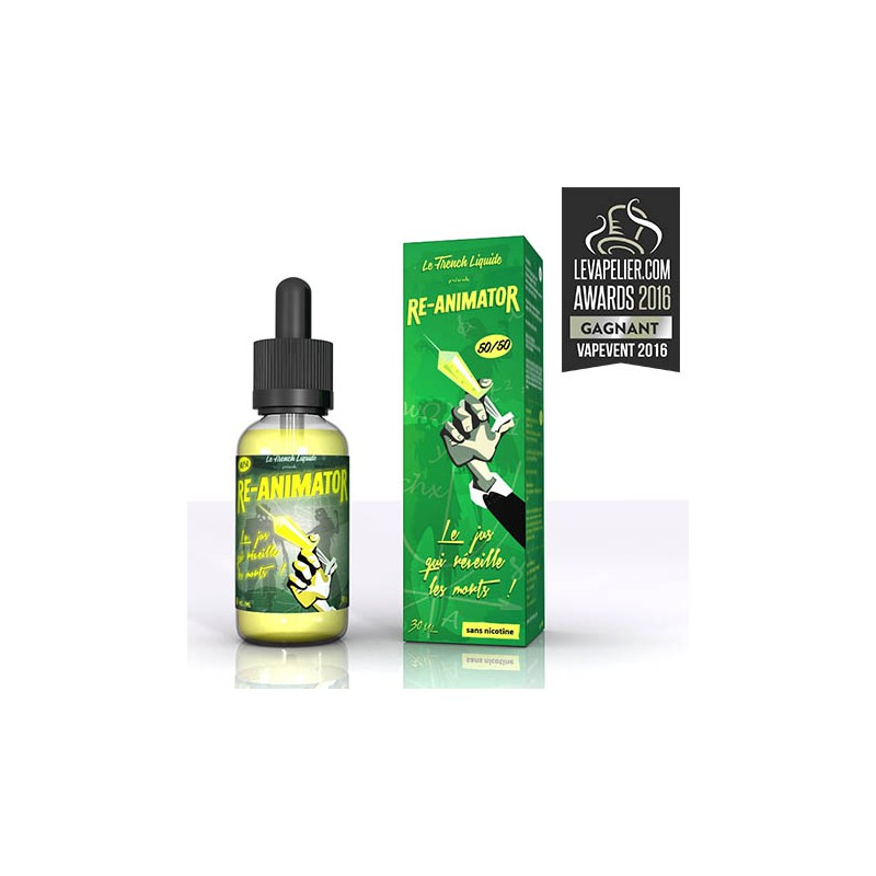 10 ml Le French Liquide Re-Animator 3 mg/ml
