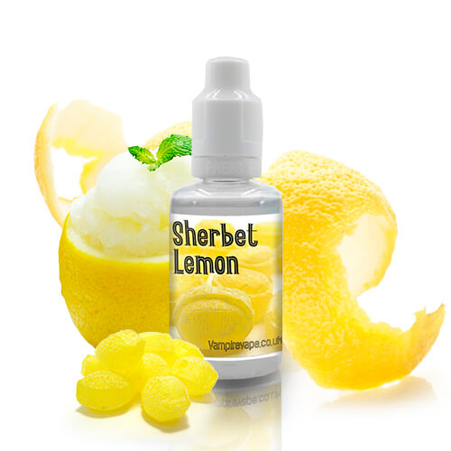 1,5 ml Vampire Vape - Sherbet Lemon