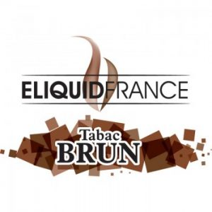 1,5 ml Eliquid France Tobacco Brown