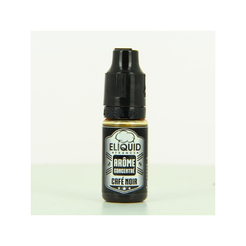 10 ml Eliquid France Black Coffee