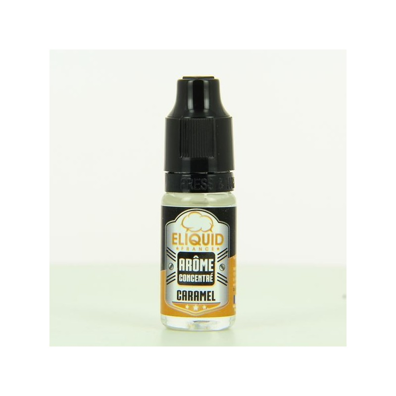 10 ml Eliquid France Caramel - SLEVA