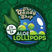 10 ml Big Mouth Aloe Lollipops